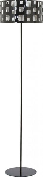 Lampy oświetlenie Nowodvorski - MALLOW black podłogowa 5225